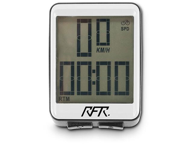 Cube RFR CMPT Compteur de vélo sans fil, white
